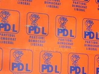 Candidaturile pentru sefia PDL se pot depune pana joi, ora 18.00