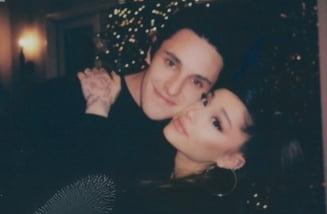 """Cantareata Ariana Grande s-a maritat in secret: """"A fost o nunta mica si intima"""". Cu ce se ocupa proaspatul sot al artistei"""