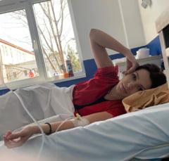 "Cantareata Celia, doua saptamani in spital: ""Experienta COVID-19 a fost un cosmar"""