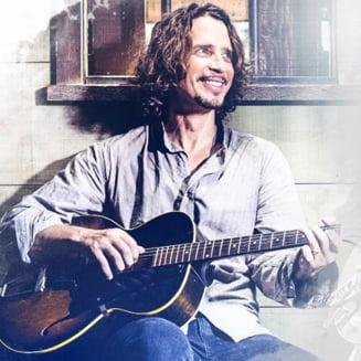 Cantaretul Chris Cornell s-a spanzurat, confirma medicii legisti
