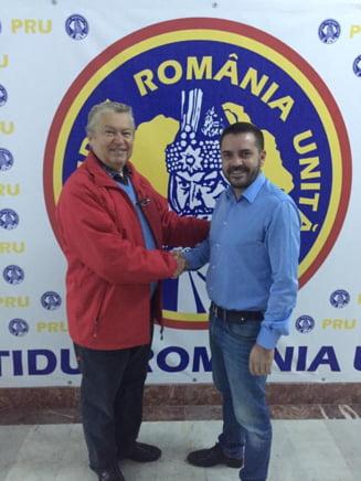 Cantaretul Gheorghe Turda, fost colaborator al Securitatii, s-a inscris in PRU si candideaza la parlamentare