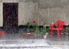 Cantitati record de precipitatii in Ialomita