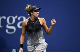 Capii de serie parasesc pe rand competitia feminina de la US Open. Campioana de la Indian Wells, eliminata si ea