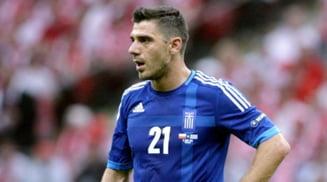 Capitanul Greciei desconsidera nationala Romaniei: Nu sunt echipe tari in grupa