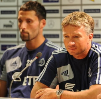 Capitanul lui Dinamo Moscova isi pune toate sperantele in Dan Petrescu