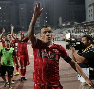 Capitanul lui Dinamo reactioneaza dupa ce galeria l-a trimis la FCSB: Scandalul mi-a facut rau