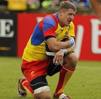 """Capitanul nationalei de rugby a Romaniei a rabufnit dupa excluderea """"Stejarilor"""" de la Cupa Mondiala din 2019"""