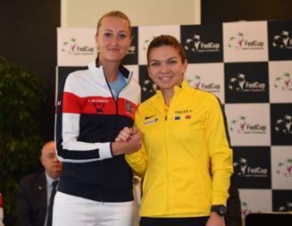Capitanul nejucator al echipei de Fed Cup a Frantei explica decizia surprinzatoare luata in vederea semifinalei cu Romania