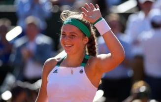 Capitolul la care Jelena Ostapenko nu are rival la Roland Garros: Depaseste chiar si barbatii