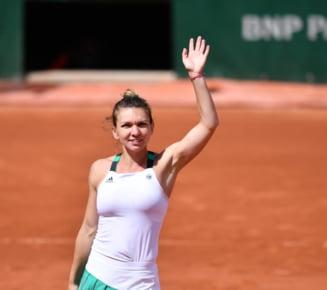Capitolul la care Simona Halep a fost votata cea mai buna jucatoare din istorie: Ii intrece pe Djokovici, Steffi Graf si Borg