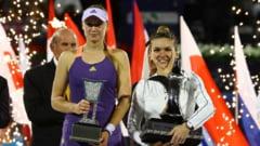 Capitolul la care Simona Halep este net inferioară viitoarei adversare de la US Open