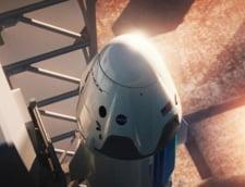 Capsula companiei SpaceX a fost lansata cu succes catre Statia Spatiala Internationala (Video)