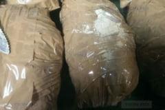 Captura de sute de kilograme de heroina, pe teritoriul Romaniei