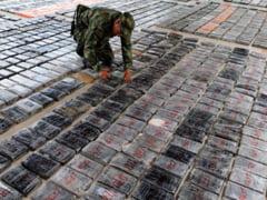 Captura record de cocaina in Ecuador: 8,4 tone intr-o saptamana