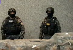Captura record de droguri in Romania: Heroina de 40 de milioane de dolari (Video)