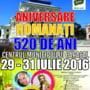 Caracalul sarbatoreste 520 de ani de la prima atestare a judetului Romanati
