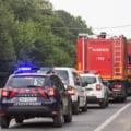 """Caravana pompierilor români urmărită cu admirație în drumul spre Grecia. """"Drum bun și Dumnezeu să-i ajute!"""" VIDEO"""