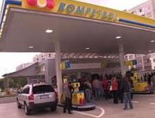 Carburanti mai ieftini de la Rompetrol