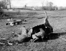 Carcasa falsa de cal, folosita in razboi pentru camuflare