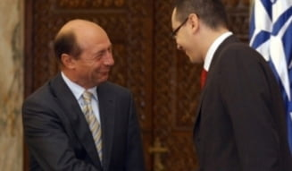 Cardasia dintre Victor Ponta si Traian Basescu (Opinii)