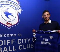 Cardiff City apeleaza la Politie si la FIFA in cazul transferului lui Emiliano Sala