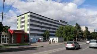 Cardiologia Spitalului Slatina s-ar putea inchide din cauza focarului de COVID de pe sectie