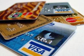 Cardul de credit, imprumutul anului 2012. Ce promotii au bancile?