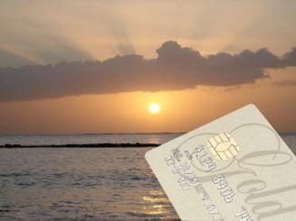 Cardul de credit, miza anului 2011