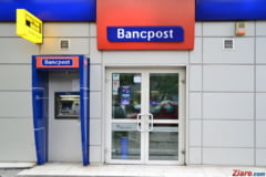 Cardurile si ATM-urile Bancpost nu vor functiona in aceasta noapte