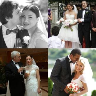 Care a fost cea mai frumoasa nunta mondena romaneasca din 2011? - Sondaj Ziare.com