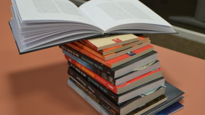 Care a fost cea mai furata carte din librarii in 2015