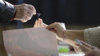Care a fost prezenta la urne la inchiderea urnelor in comuna Deveselu, unde au avut loc alegeri locale partiale