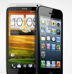 Care e mai bun, iPhone 5 sau HTC One? Vezi analiza comparativa (Video)