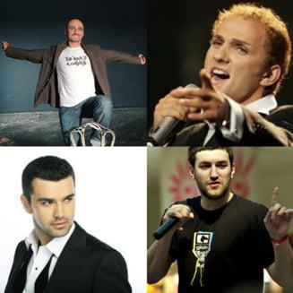 Care este cea mai buna voce masculina din Romania? - Sondaj Ziare.com