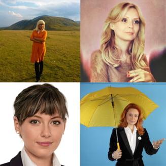 Care este cea mai frumoasa femeie din politica romaneasca? - Sondaj Ziare.com