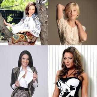 Care este cea mai frumoasa prezentatoare TV din Romania? - Sondaj Ziare.com