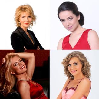 Care este cea mai sexy prezentatoare TV din Romania? - Sondaj Ziare.com