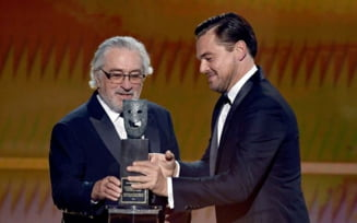 Care este cel mai nou film regizat de Martin Scorsese, in care vor aparea Leonaro Di Caprio si Robert De Niro