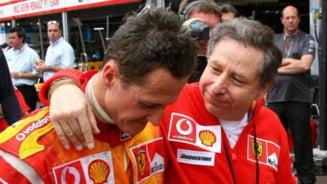 """Care este starea lui Michael Schumacher descrisa de Jean Todt: """"Este tratat sa poata reveni la o viata"""""""