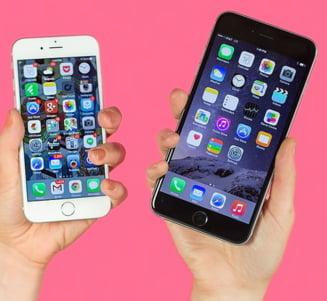 Care smartphone e mai potrivit pentru tine? iPhone 6 sau 6 Plus? (Video)