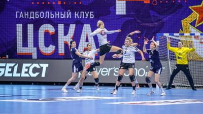 Care sunt adversarele echipelor românești de handbal feminin în cupele europene