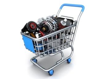 Care sunt avantajele achizitionarii de piese auto online