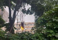 Care sunt cauzele incendiului de la spitalul de copii din Iasi. Pompierii au finalizat ancheta