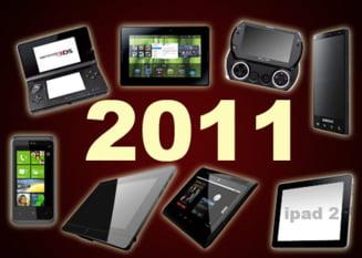 Care sunt cele mai asteptate gadgeturi in 2011? (Galerie foto)