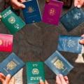 Care sunt culorile admise pentru pașapoarte la nivel mondial