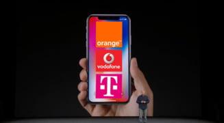 Care sunt preturile ultimului model iPhone la operatori de telefonie mobila din Romania