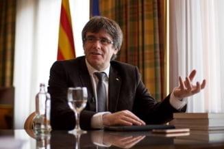 Carles Puigdemont, liderul catalan pro-independenţă, rămâne fără imunitatea de europarlamentar