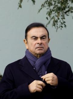 Carlos Ghosn a platit noua milioane de dolari ca sa iasa din inchisoare