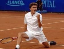 Carlos Moya - Gilles Simon, finala de la BCR Open Romania
