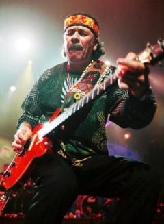 Carlos Santana, un rocker sentimental (Video)